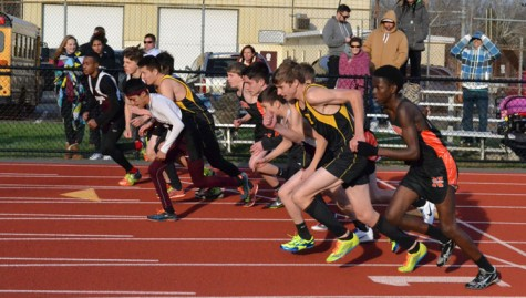 Track & Field runs over Freedom and Northampton