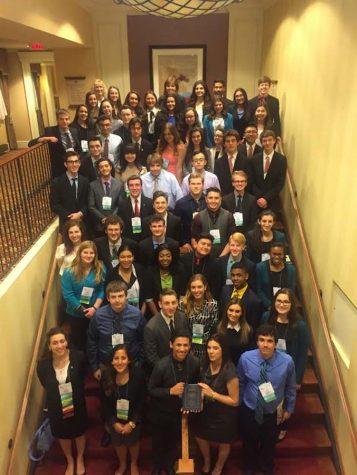 Stroudsburg FBLA Conquers at States