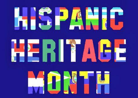 Hispanic heritage celebration overlaps two calendar months