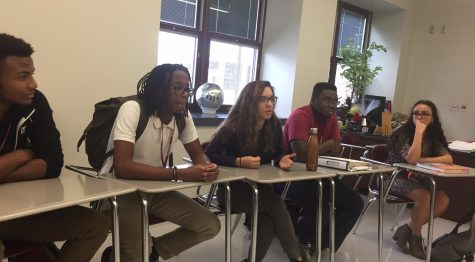 Students engage in healthy ideas and debates at Philosophy Club