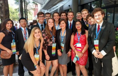 Stroudsburg High School Recognized with Top Honors  at FBLA National Leadership Conference in Atlanta