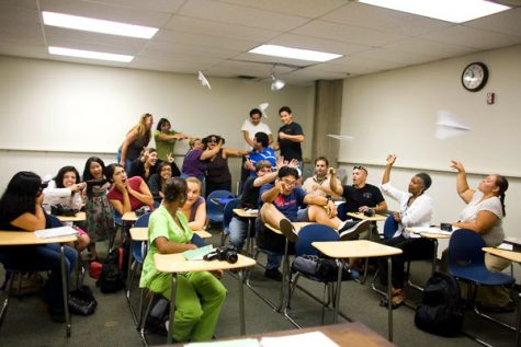 SHS class size continues to swell, staff and students find ways to succeed