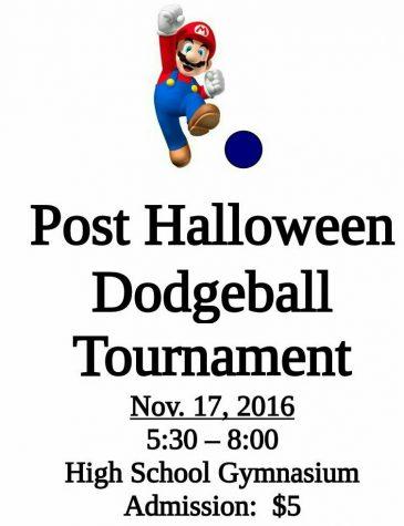 FBLA sponsors dodgeball tournament this Friday