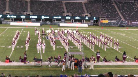 SHS Marching Band wraps up memorable season