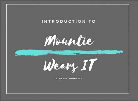 """Mountie Wears It"": students take dress code to next level"