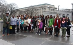 SHS students travel with Project Success to the Capitol in Harrisburg -- at no cost