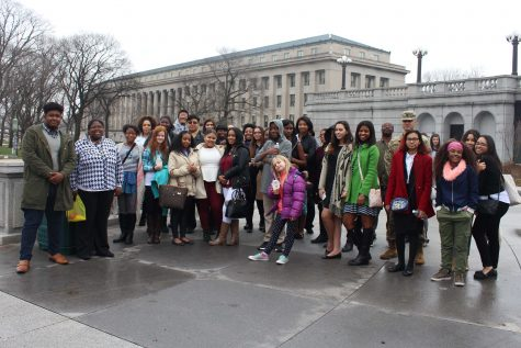 SHS students travel with Project Success to the Capitol in Harrisburg — at no cost