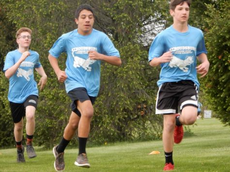 SJHS cross country runs into second half:  See photo gallery below!