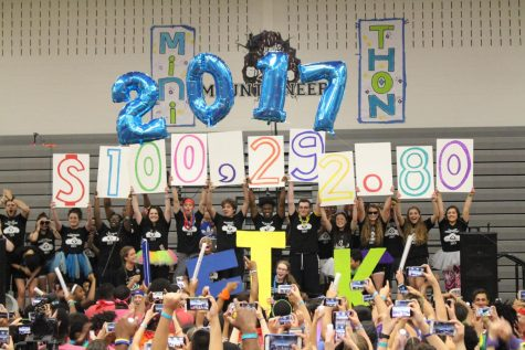 Mini-THON shatters $85,000 goal: surpasses $100,000!