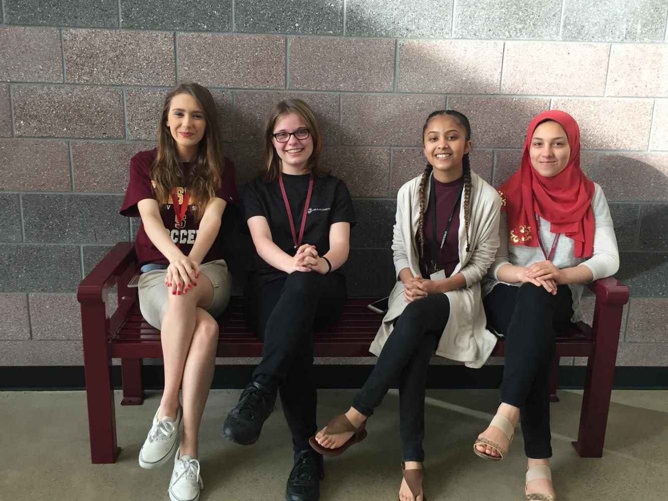 Six juniors to graduate early with the Class of 2017
