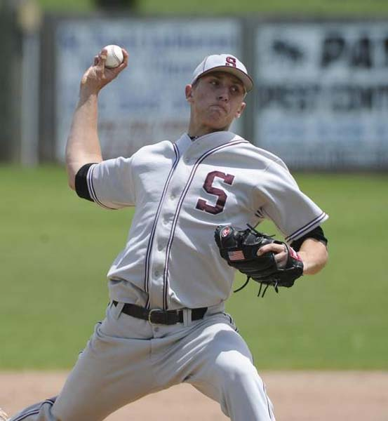 SHS pitcher focused on leading the baseball team to league title
