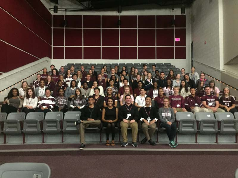 Student Government organizes events, promotes community awareness