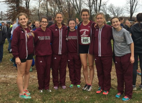 SHS girls cross country makes history, travels to Hershey