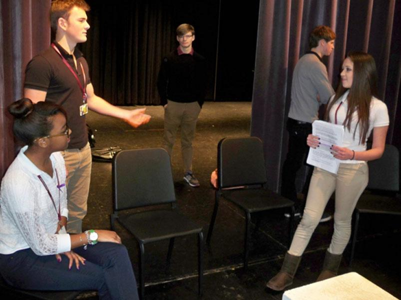 Drama Class: Which Way to Hollywood?