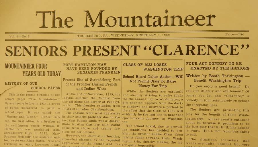 1932+edition+of+Mountaineer+unearths+its+origins