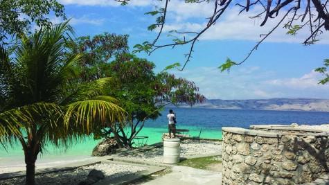 haiti view