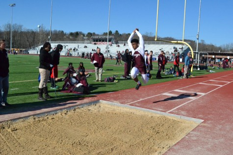 Track and Field Team Continue to Steam Roll the Competition