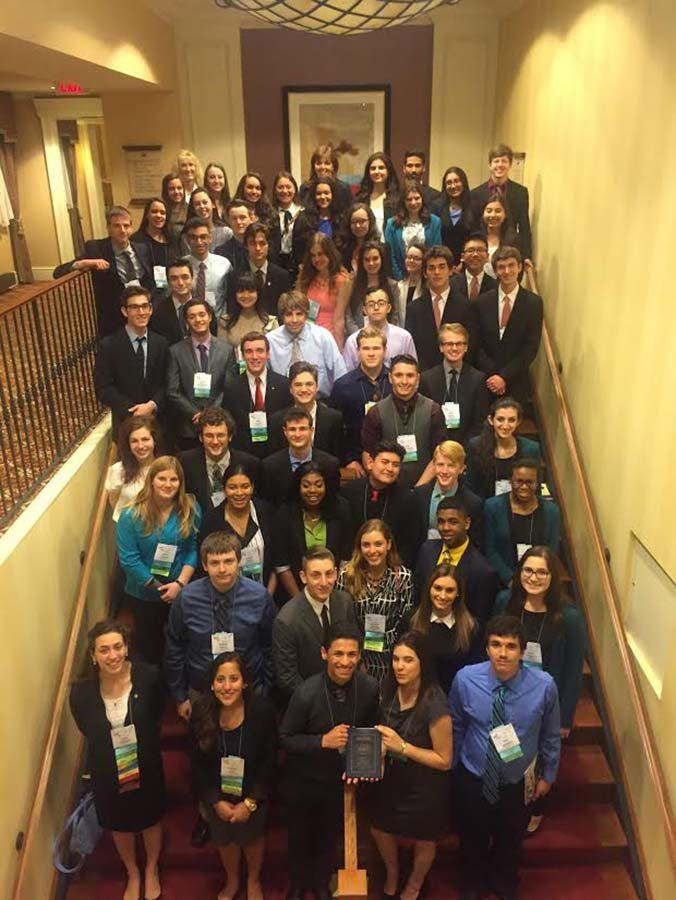 Stroudsburg+FBLA+conquers+at+States