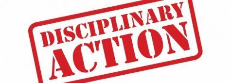 Disciplinary Action Survey