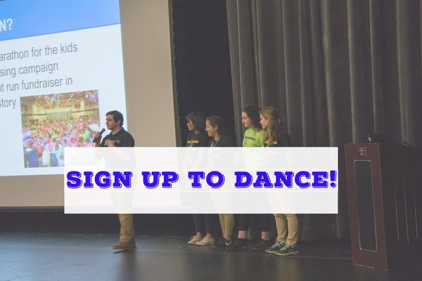 Sign Up for Mini-THON!