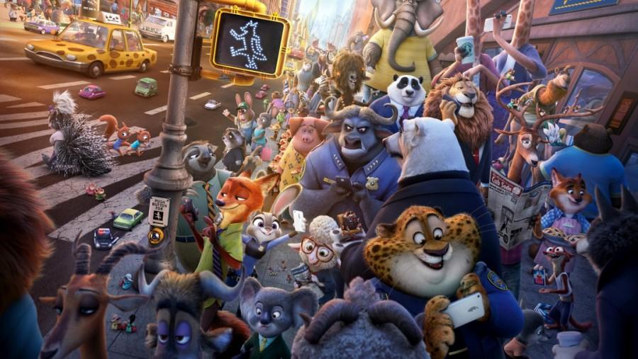 A+promotional+photo+for+the+movie+Zootopia.