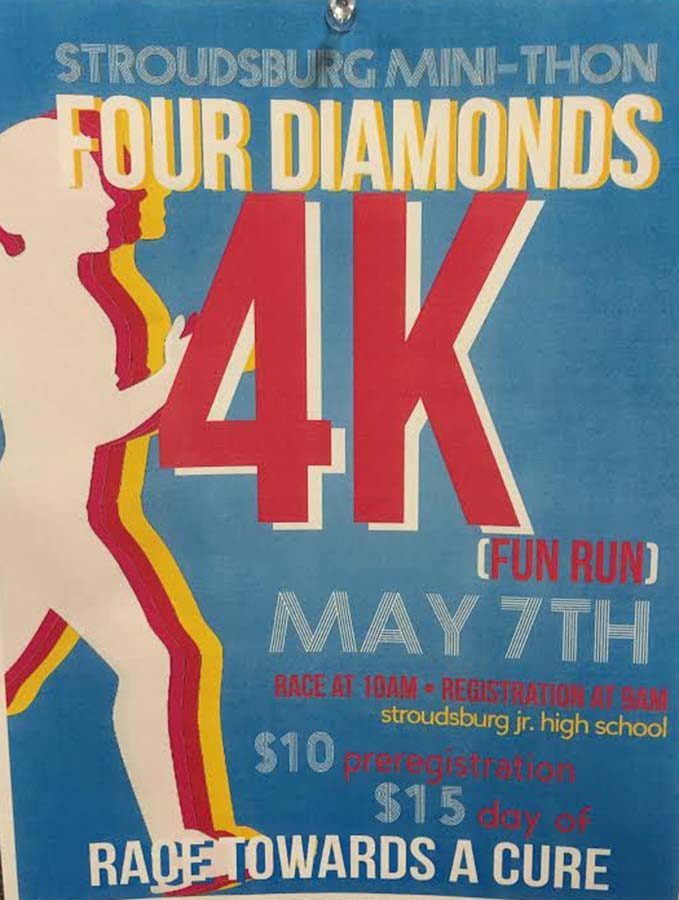 Four Diamonds 4K