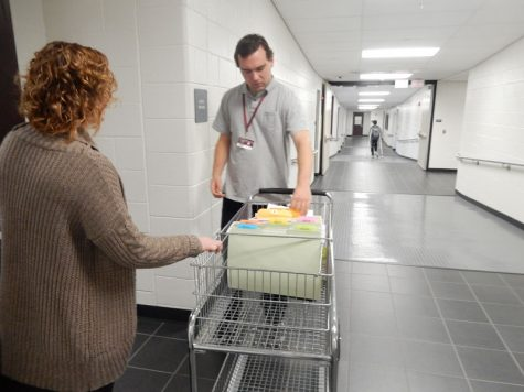 SHS students join the workforce through Common Delivery and Clerical Services program