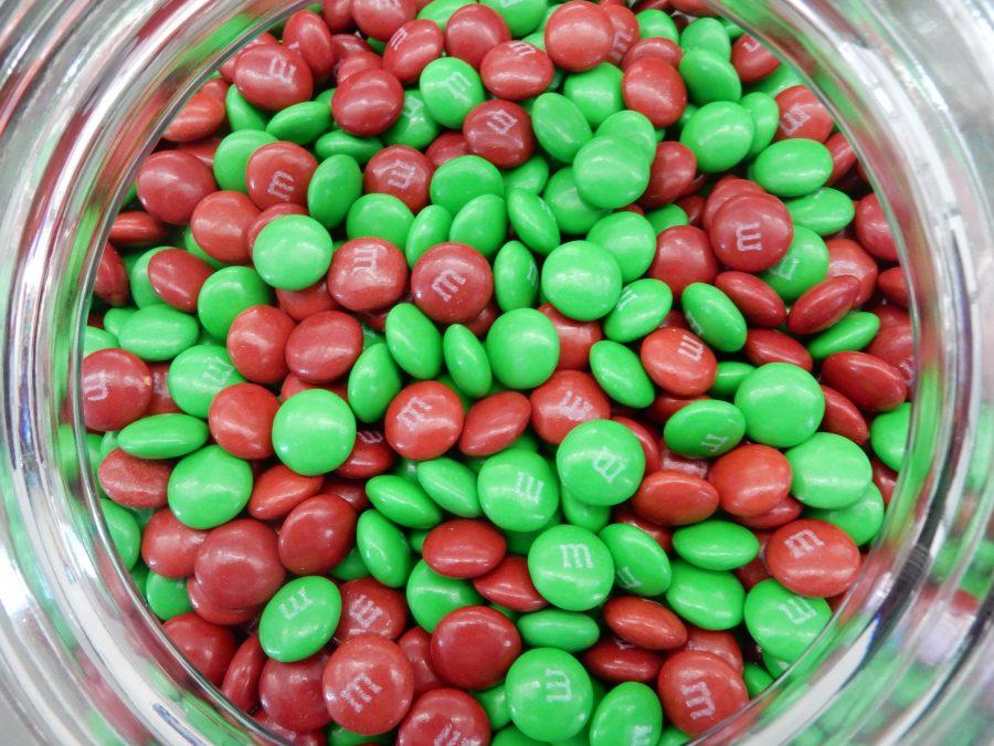 Contest! Win a Mountain of M&M's. Simply guess how many M&Ms are in this jar!