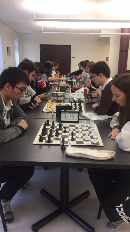 Chess Club/Team always seeking new mates
