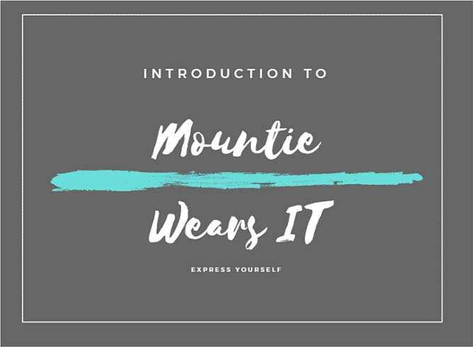 Mountie Wears It: students take dress code to next level
