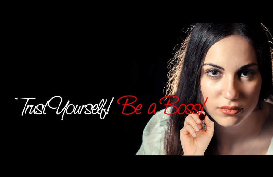 When women are being assertive, often times they get mistaken for being aggressive.   Photograph provided by Pixabay