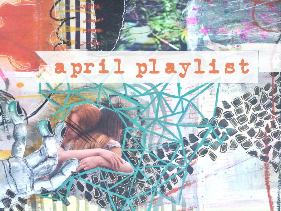 ATTENTION SHS Students: Comment your April Playlist Today!