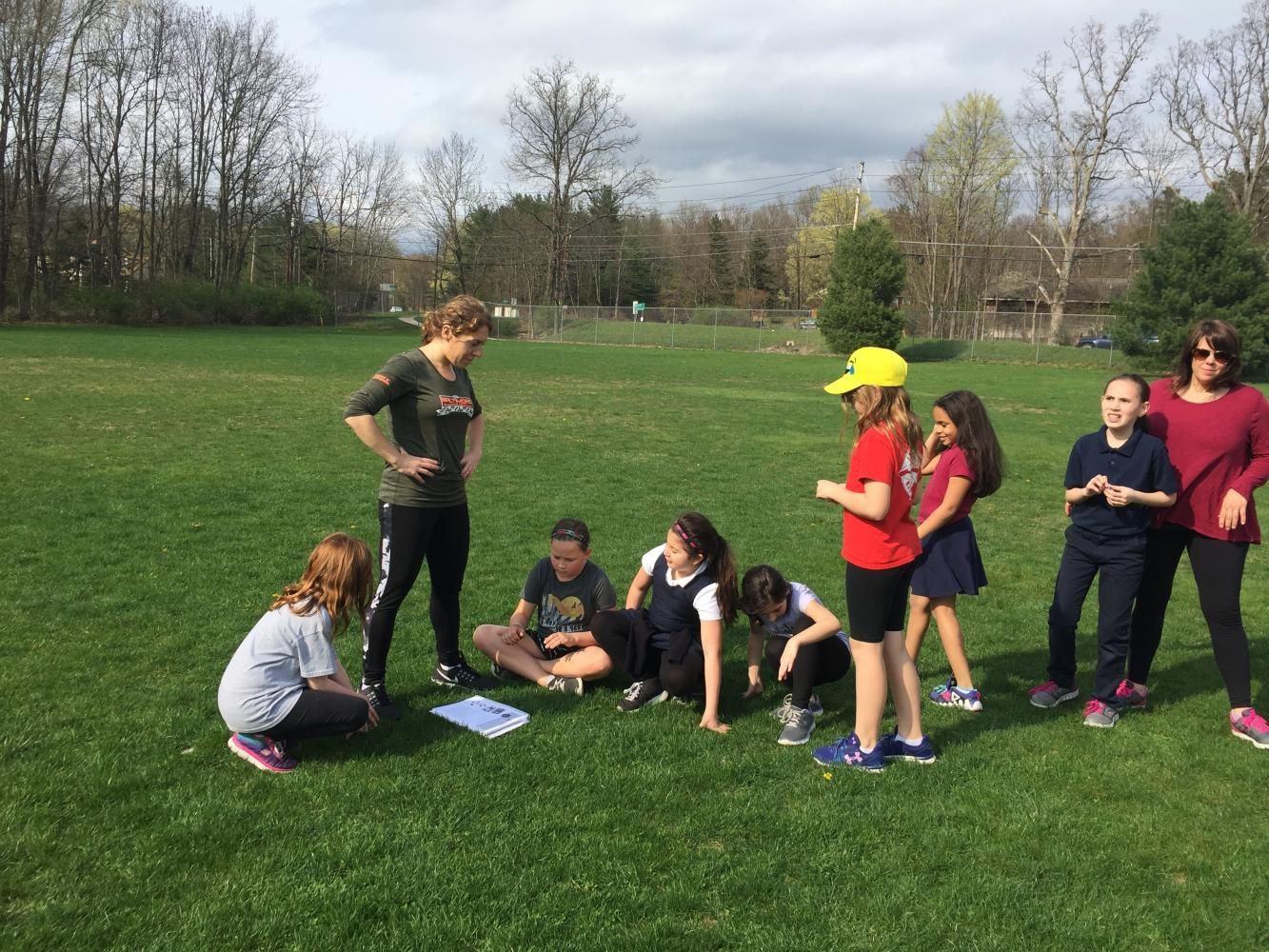 Girls on the Run Program thriving; runners prepare for their annual Spring 5K!