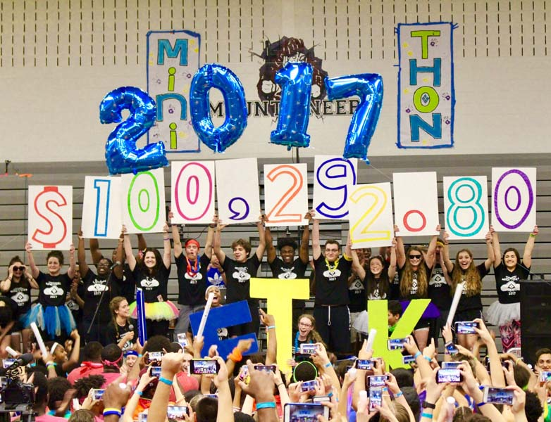 Mini-THON+Takes+Over+the+Friday+Football+Game+Against+South