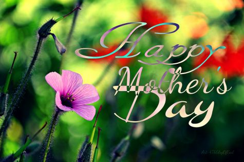 Mother's Day is Sunday.  Comment on that special person in your life!
