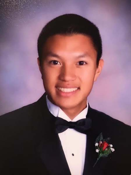 SHS 2017 Valedictorian Christopher Vo shares insights about the honor