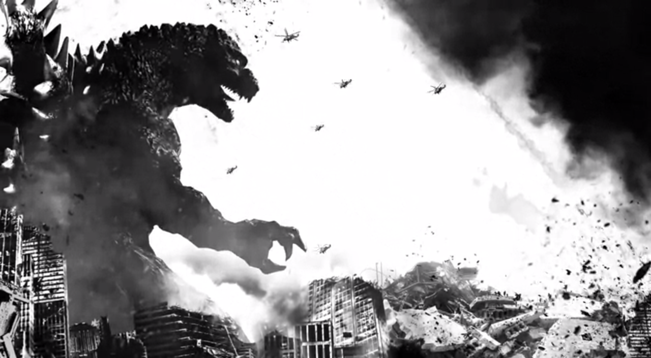 Godzilla haiku contest winner! Check out the frightening video!