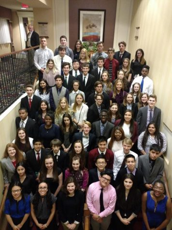 SHS FBLA students attend State Leadership Conference, earn numerous awards!