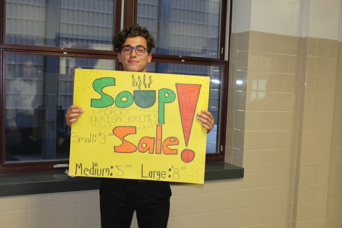 SHS Clubs Fund-Raise At Open House