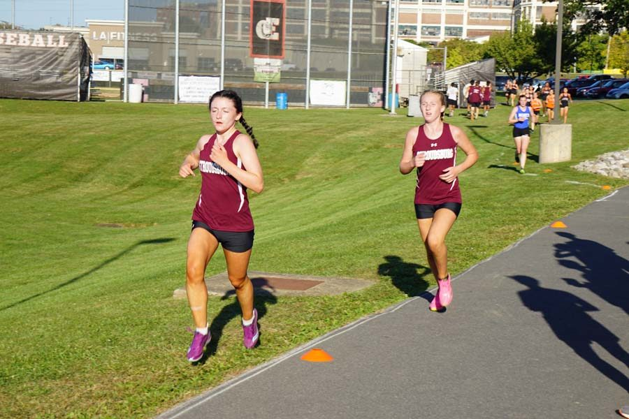 Girls cross country continues successful season
