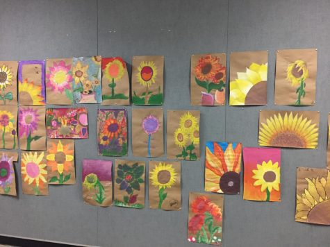 Students express themselves through Art Club