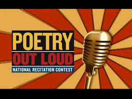 Poetry Out Loud competition starts in November