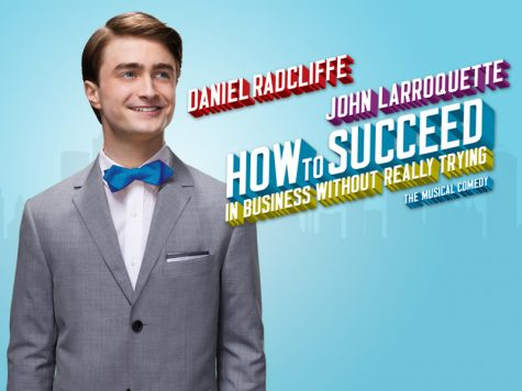 This year's musical: How To Succeed In Business Without Really Trying