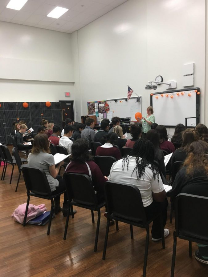 Students find inner voice in Concert Choir