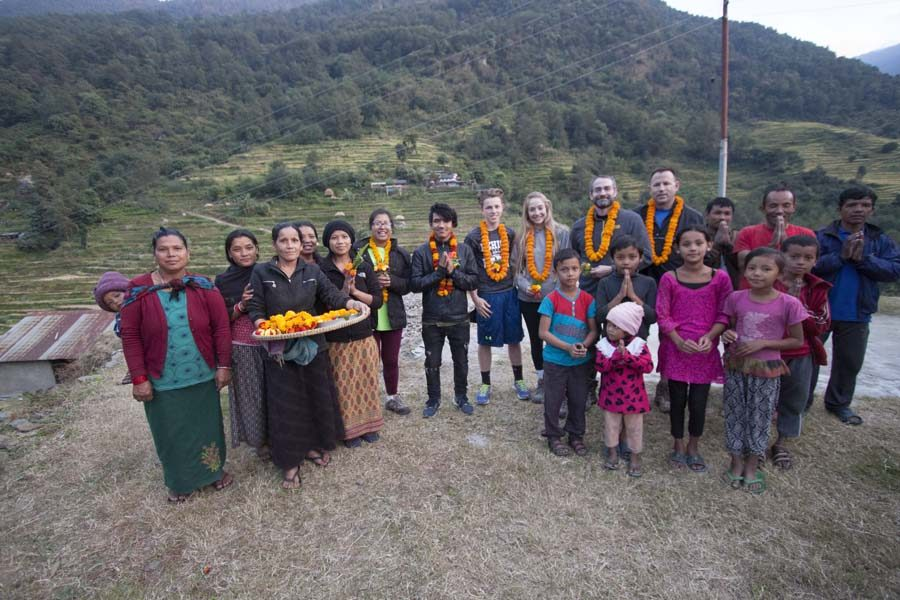 SHS student travels to Nepal on dental mission trip