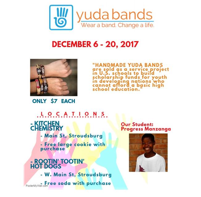 SHS+Environmental+Club+raises+high+school+scholarship+funds+through+the+Yuda+bands+organization