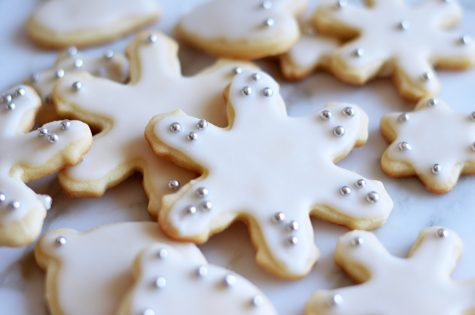 SHS staff members share their favorite holiday cookie flavors and holiday traditions