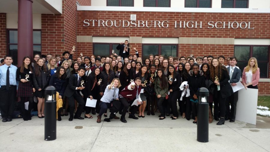 Fifty-Five SHS students qualify for FBLA state competition