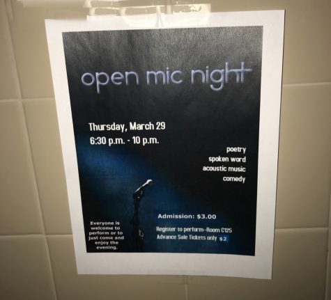 The Diversity Council to host open mic night