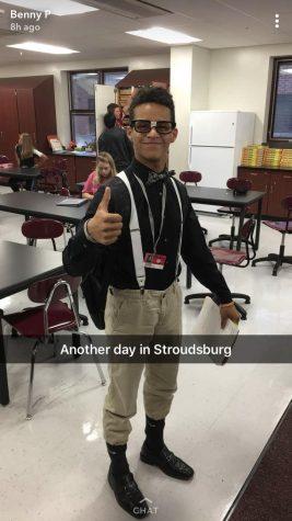 Student Spotlight on Tayrn Silvernale